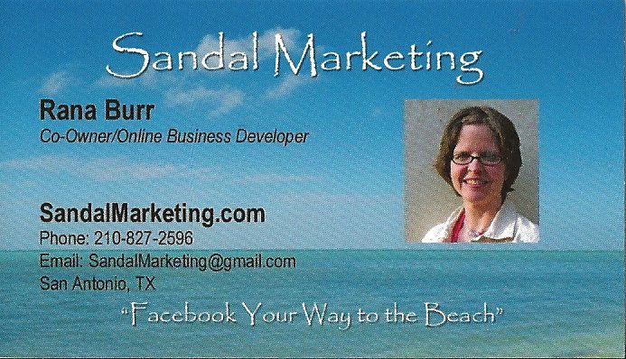 Sandal Marketing Online Business Development Services