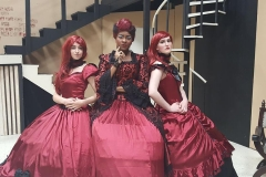 Evil Stepmother and Stepsisters