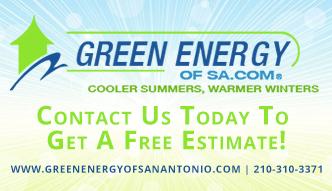 Green Energy of San Antonio Windows