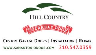 Green Energy Of San Antonio Windows Hill Country Overhead Door