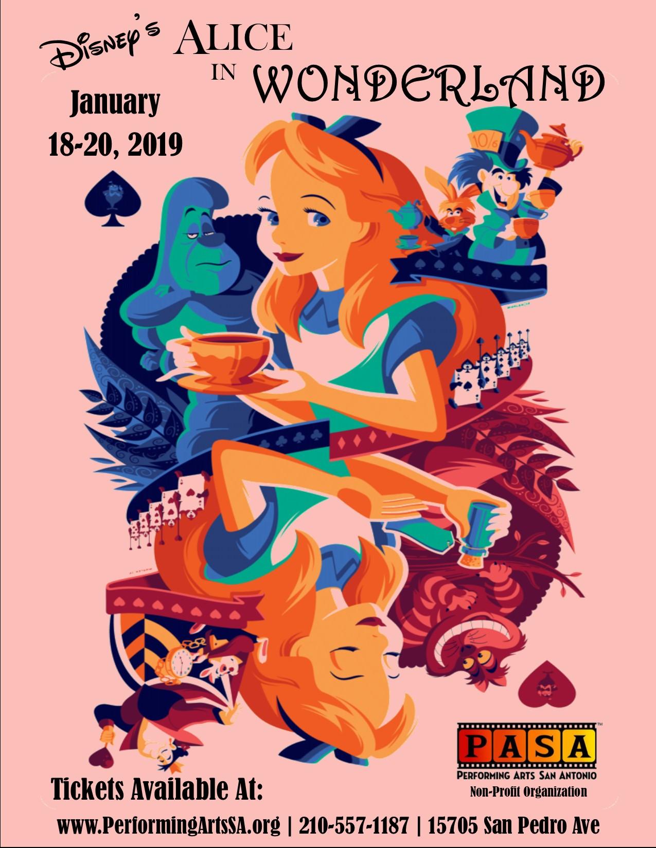 Alice @ Wonderland Tickets