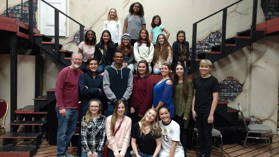 Teen Acting Spring Semester Registration
