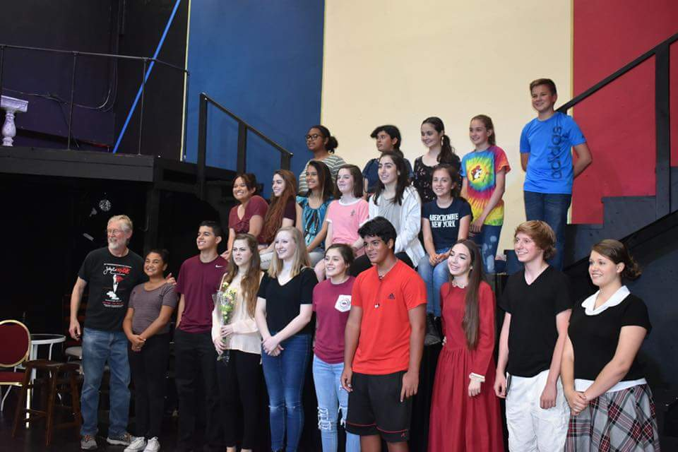 Pro-Teen Acting Spring Semester Registration